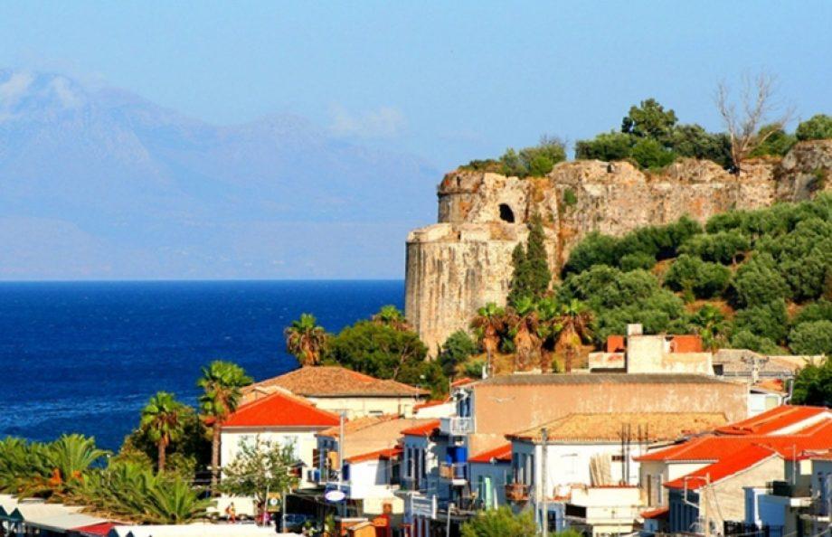 castle of Koroni