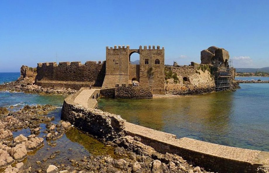 castle of Methoni
